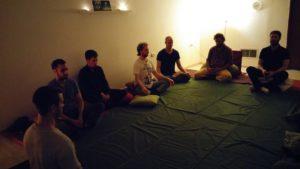 קבוצת מדיטציה עם יותם לביא בכל יום ראשון ב19:30. מפגש היכרות חינם