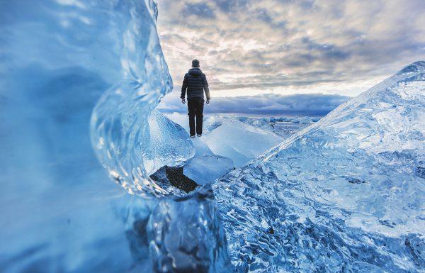 עיסוי בקרח