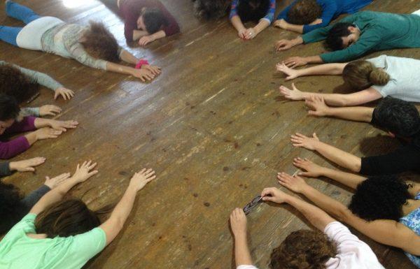 לרקוד בשיטת ריו אביירטו – rio abierto