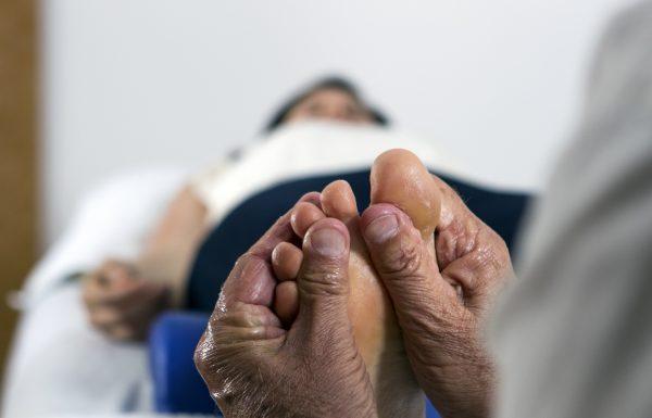 קריאת כף הרגל  (אבחון)